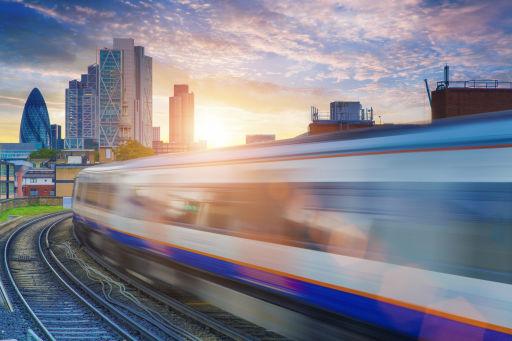 Weekendje kerstshoppen in Londen met de trein