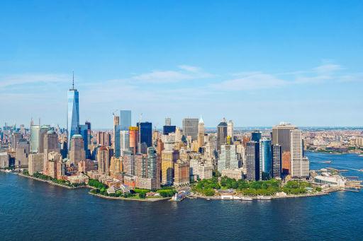 Spotgoedkope stedentrip naar New York