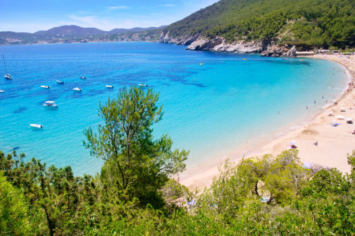 Heerlijk nazomeren op Ibiza