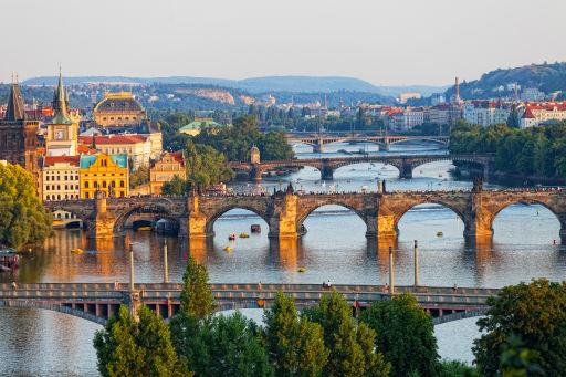 Weekend d'AGOSTO a Praga, prezzi IN CALO!