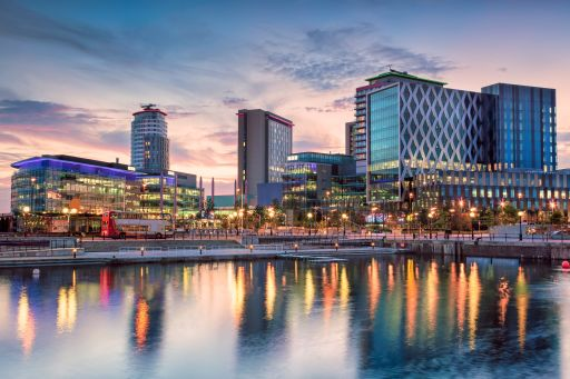 Super CHEAP Manchester hotel stay