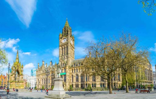 Stunning 4* Manchester central hotel with spa (£25pppn)
