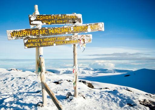 Loty na Kilimanjaro od 3405 PLN/os!