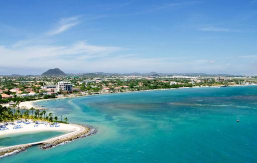 Bodemprijsje exotisch Aruba