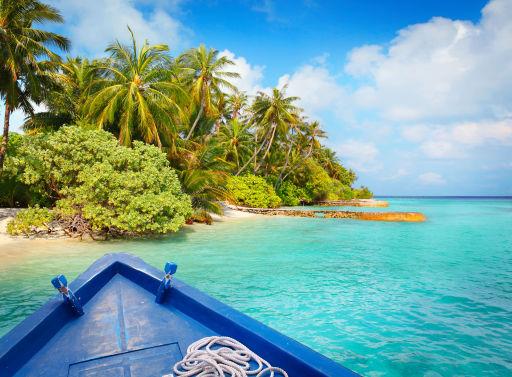 Im Winter auf die Malediven!