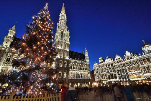 Marchés de Noël à Bruxelles