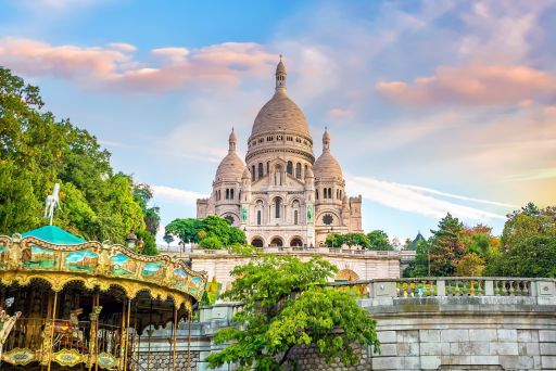 Escapada a París con hotel 4* en Montmartre