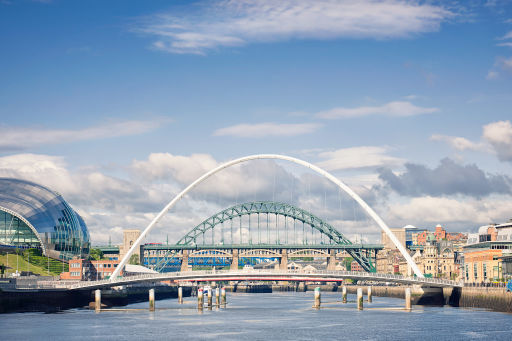 Great rates throughout the whole year: 4* Newcastle stay w/ breakfast, gin bar & spa