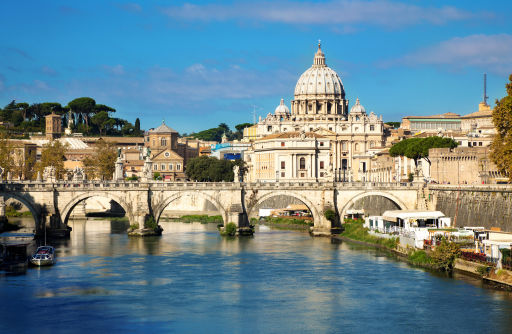 Viaje a Roma en hotel cerca del Vaticano con desayunos