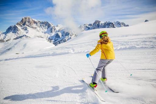 W Alpy na narty!