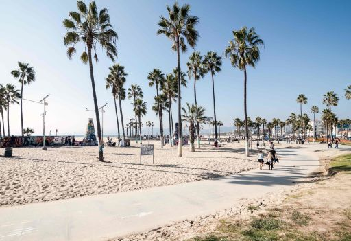 Fly direct to Los Angeles or San Francisco