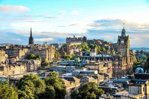 4* Edinburgh hotel stay (last-min dates available as well as Summer & Christmas markets)
