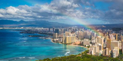 Nationwide Flights to Hawaii