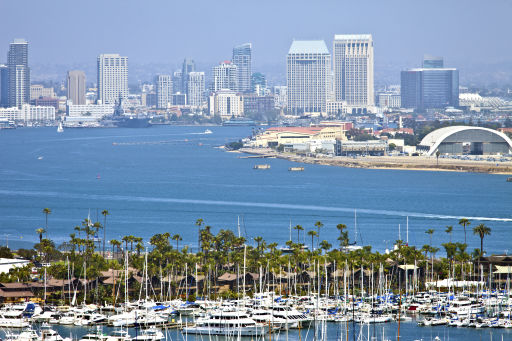 Bargain San Diego Flights