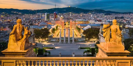 Hôtel 4* avec piscine rooftop à Barcelone