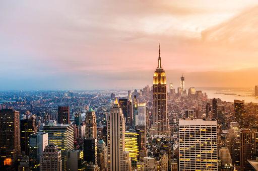 Jij wilt wel naar New York