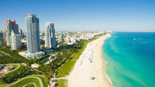Vuelos directos a Miami hasta mayo de 2022