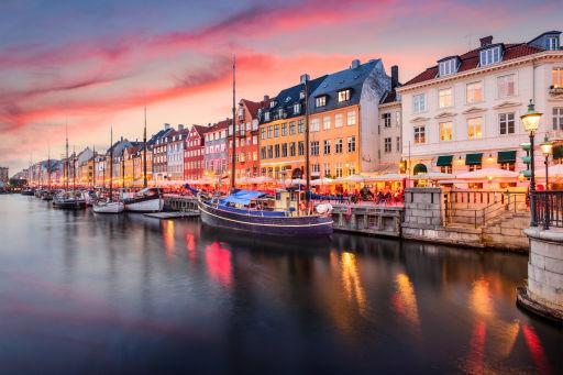 Partite alla scoperta della bellissima Copenaghen!