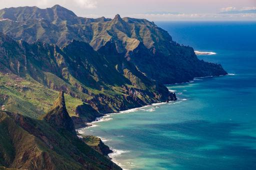 Vuelos directos a Tenerife