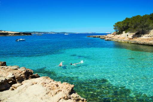 Logement de folie proche de la mer à Ibiza