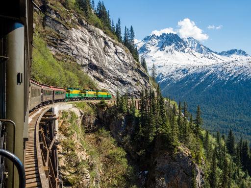 Najpiękniejsze podróże pociągiem