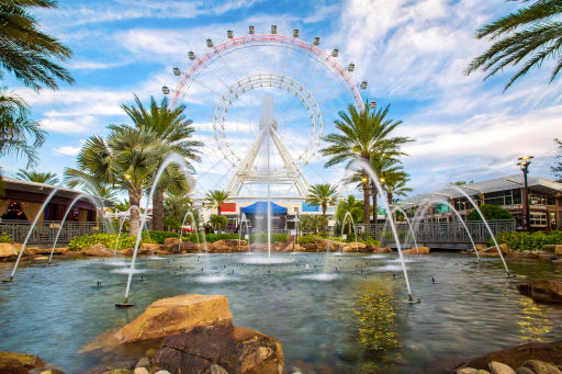 2 weeks in Orlando, Florida in 2022 incl. 3* hotel & flights