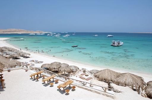 Hoempapa naar Hurghada