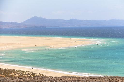 Vols A/R à petit prix vers Fuerteventura !