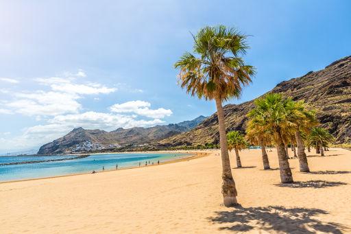 Vacaciones en Tenerife con vuelos y hotel