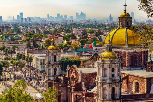 Great Rates on Nonstop Flights to Mexico City for 2022!