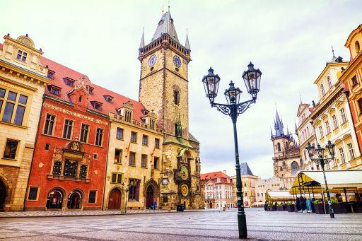 3 jours à Prague à moins de 200€