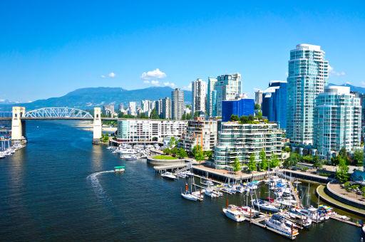 Price Drop on Vancouver, Canada Flights!