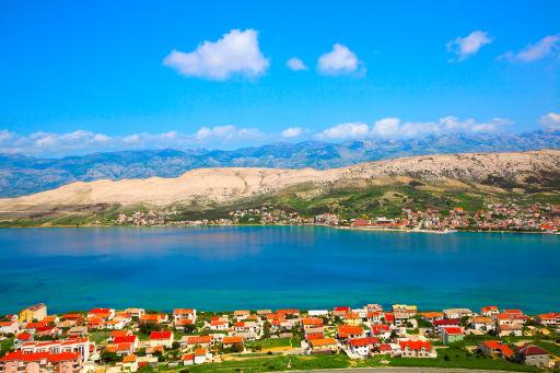 Chorwacja: lipcowy tydzień przy samej plaży i z widokiem na morze!