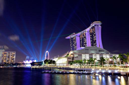 Singapour pendant la meilleure période