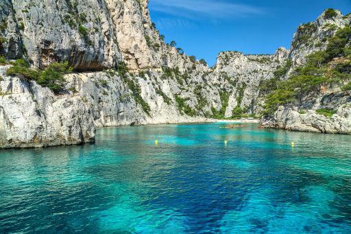 Découvrez Marseille et ses calanques