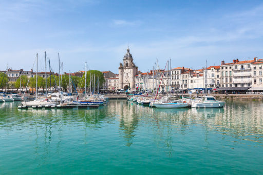 Week-end détente près de la Rochelle