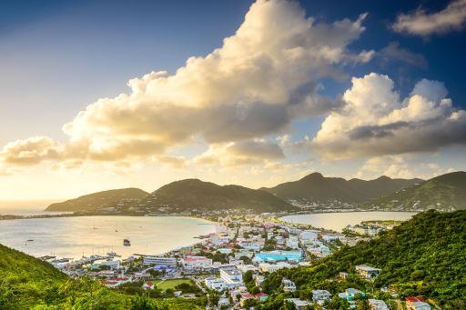 Nationwide Flights to Sint Maarten