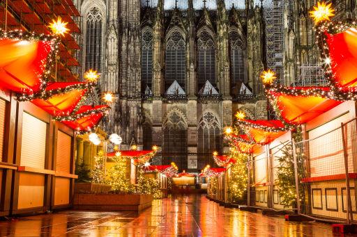 Bezoek de gezellige kerstmarkt in Keulen!