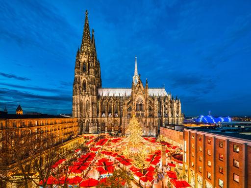 Weekend a Colonia per i mercatini di Natale! 🎄