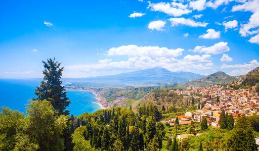 Magnifique logement à Catane en Sicile