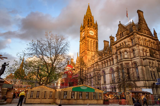 A night in Manchester on New Years Eve UNDER £50