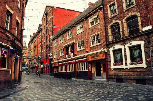 Live it up in Liverpool: 2nt group stay