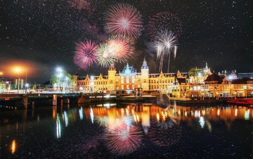Amsterdam: Capodanno 4* a prezzi di un normale weekend!