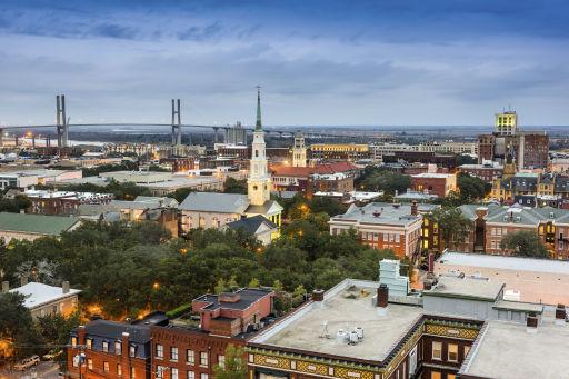 Cheap Flights to Savannah, Georgia