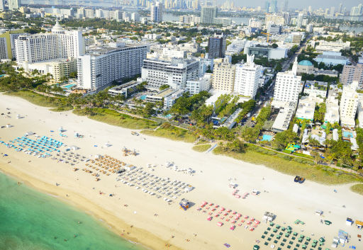 Stylish Miami South Beach Hotel