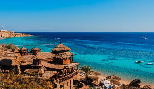 PREZZI RECORD per volare a Sharm el-Sheikh!