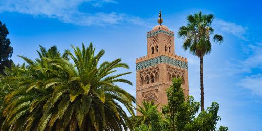 Moins de 100€ le séjour à Marrakech