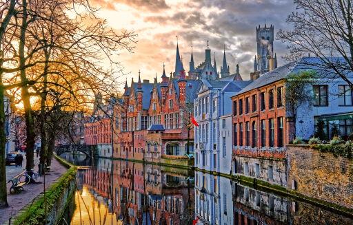 Weekend a Bruges, tra le più belle città d'Europa!
