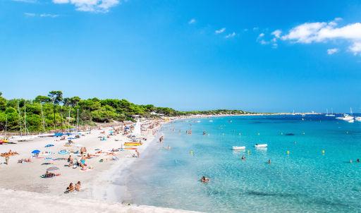 Ontdek het zonnetje op Ibiza