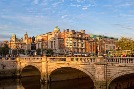 Ireland reopens to double-jabbed Brits